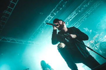 In Flames @ Le Transbordeur, 15.04.19