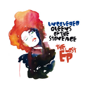 Uncovered Queens Of The Stone Age - The Lost EP