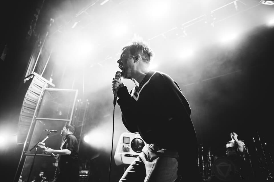 Enter Shikari @ Bataclan, Paris, 30.03.2019