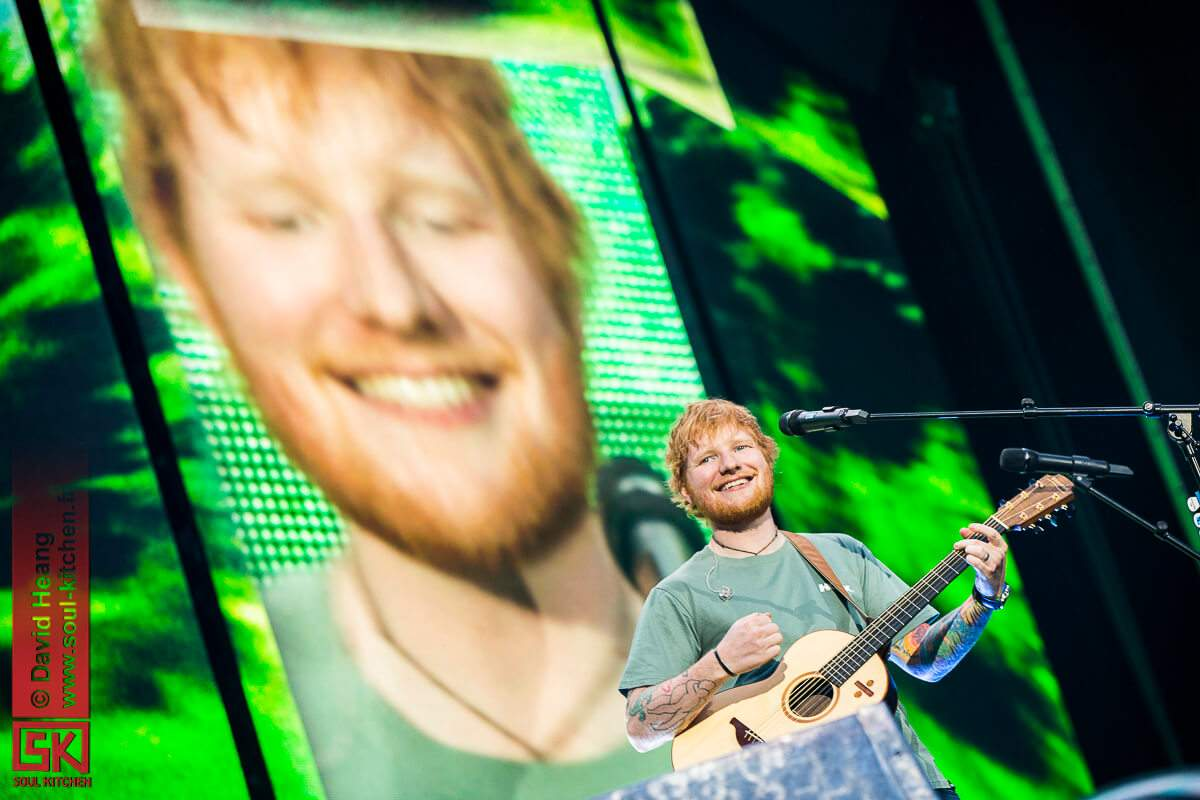 Ed Sheeran @ Groupama Stadium, Lyon | 24.05.2019