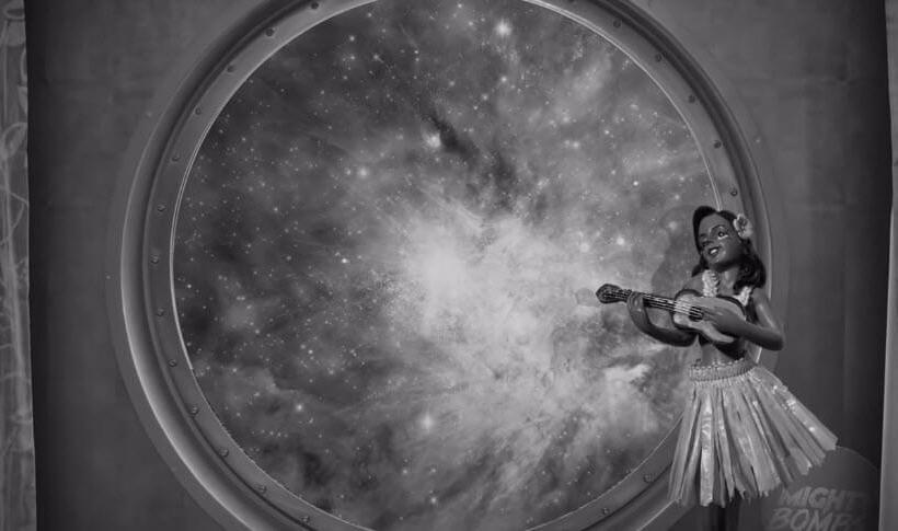[EXCLU] Vidéo : Mighty Bombs – Stellar Parallax