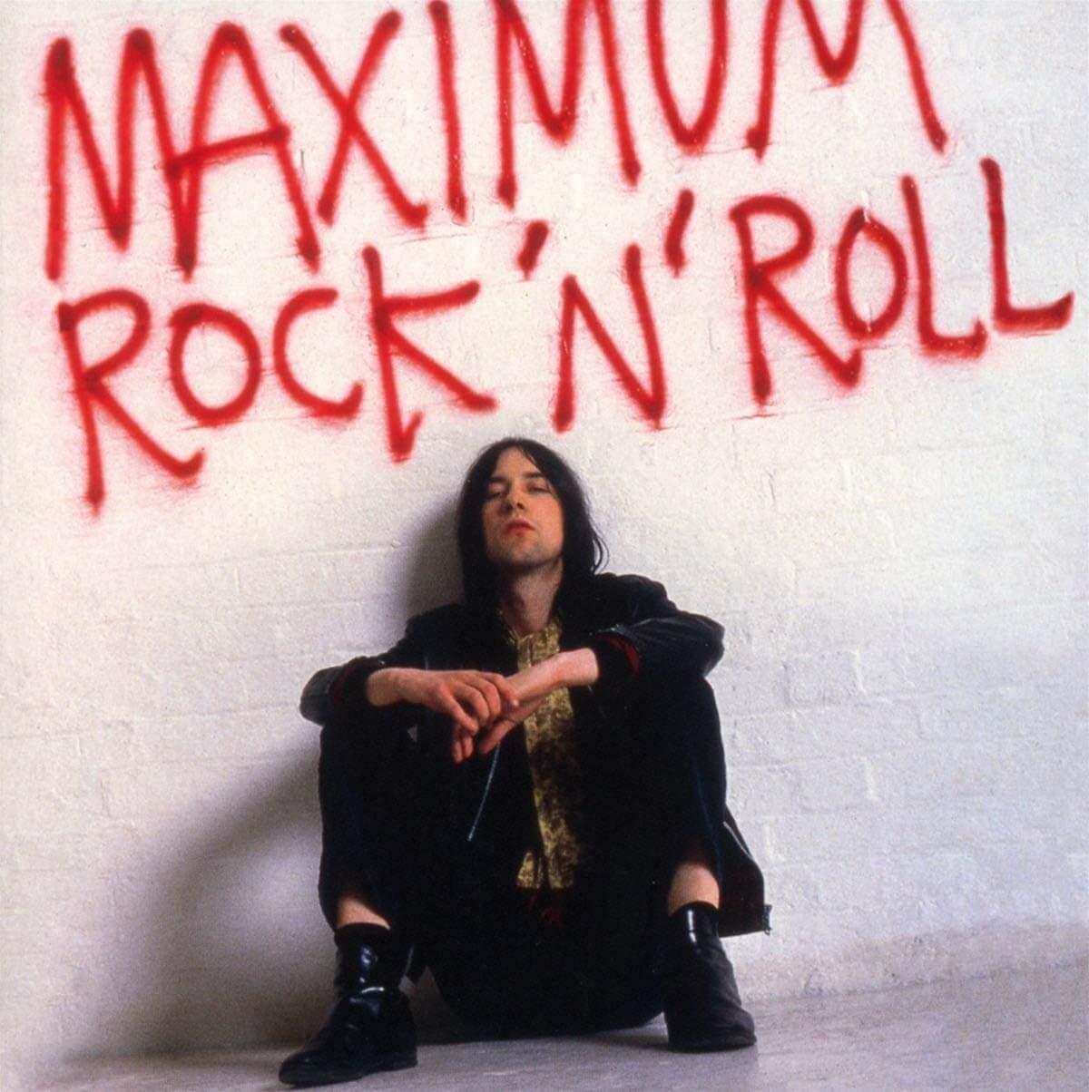 Primal Scream - Maximum RockNRoll