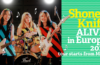 Shonen Knife tour