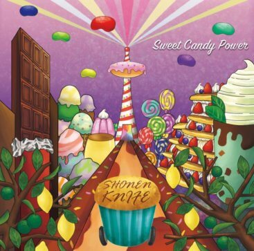 shonen-knife-sweet-candy-pop