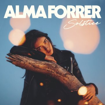 Alma Forrer - cover EP Solstice