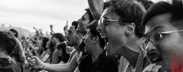 The Stokes @ Festival Lollapalooza Paris 2019