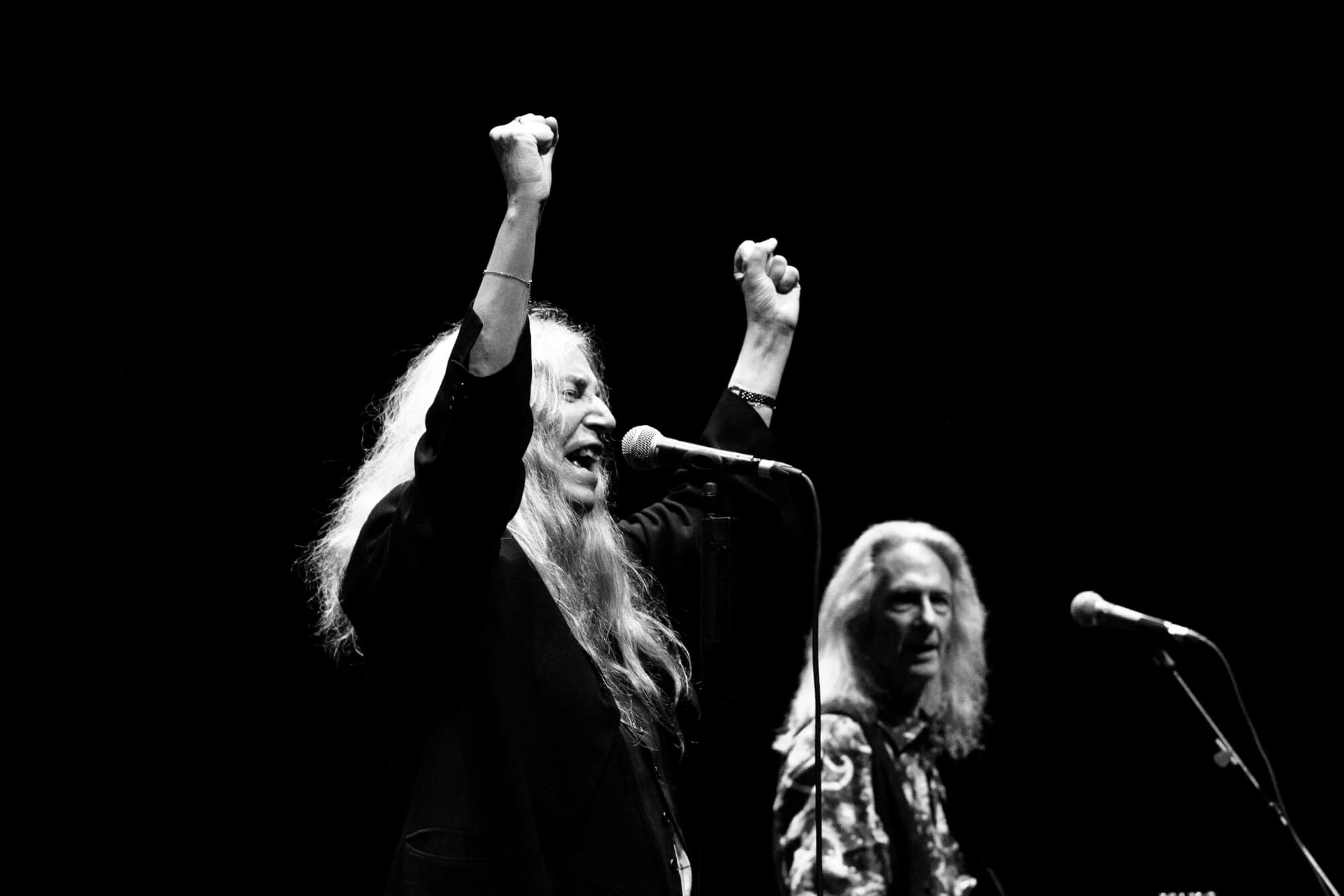 Patti Smith @ Olympia 27-08-2019