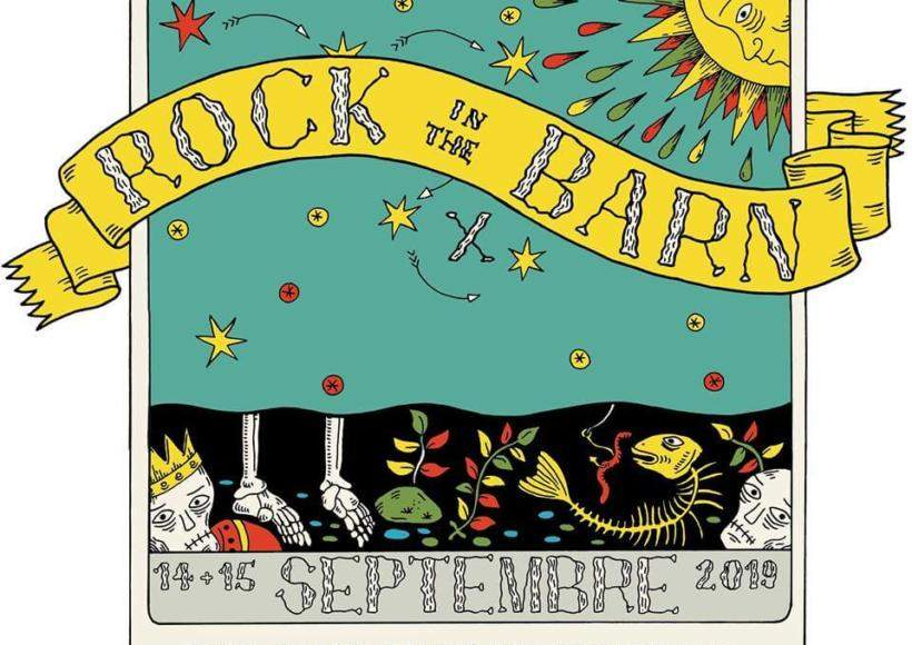 2 Pass 2 jours pour le Rock in the Barn