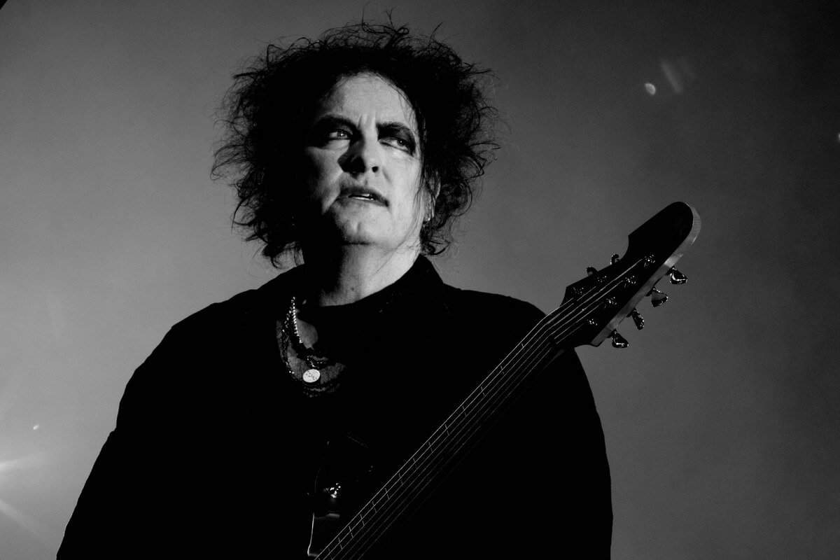 The Cure, Robert Smith - Rock En Seine 2019