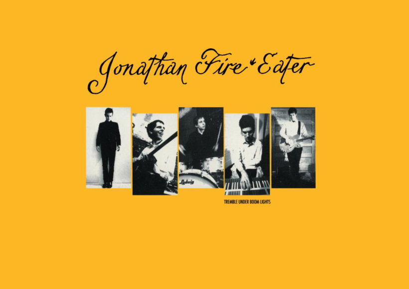 Jonathan FireEater's -Tremble Under Boom Lights