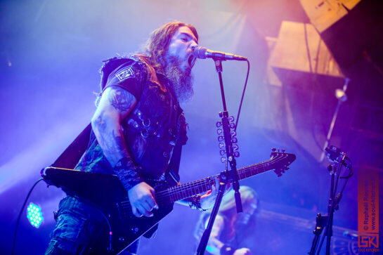 Machine Head @ Komplex457, Zürich | 22.10.2019