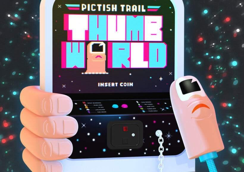 Pictish Trail – Thumb World