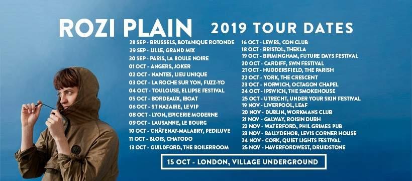 rozi plain tour