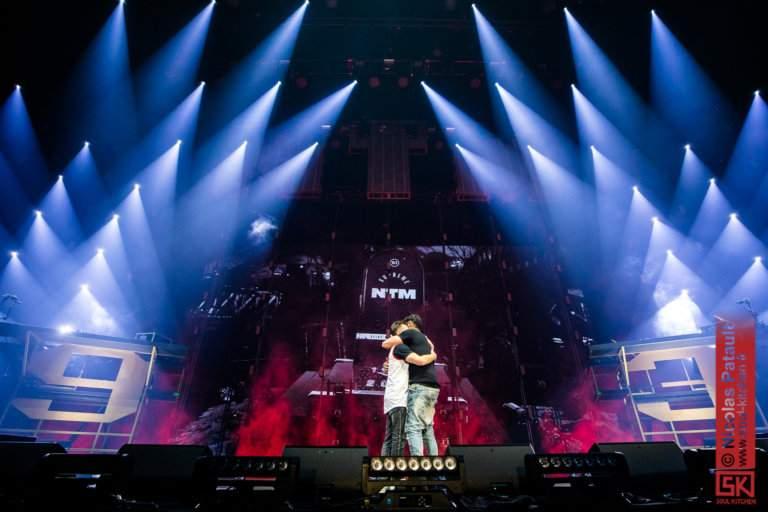 Photos : Suprême Ntm @ AccorHotels Arena, Paris, 22.11.2019