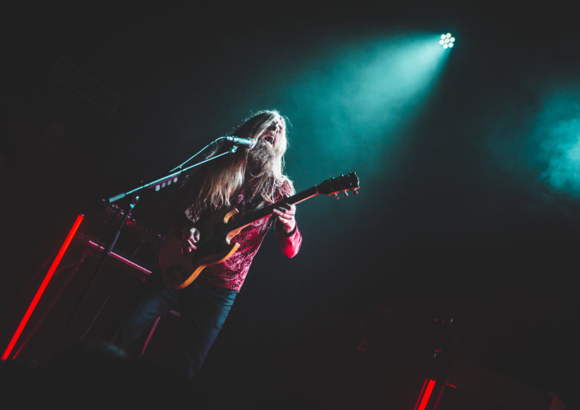 Photos : Kadavar + Mars Red Sky + Hällas @CCO, 12.11.2019