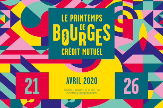Le Printemps de Bourges 2020