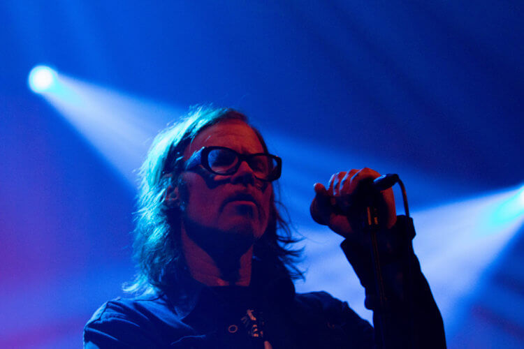 Mark Lanegan @ 106 Rouen 05-11-2019 © Louis Teyssedou