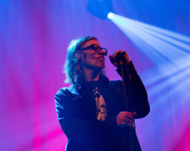 Mark Lanegan ne bulle pas.