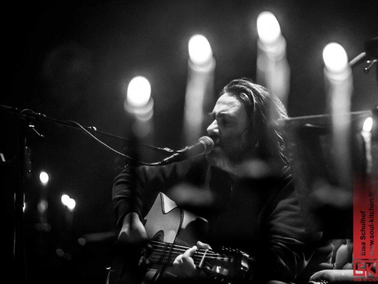 Damien Saez @ Halle Tony Garnier, Lyon, 09-12-2019