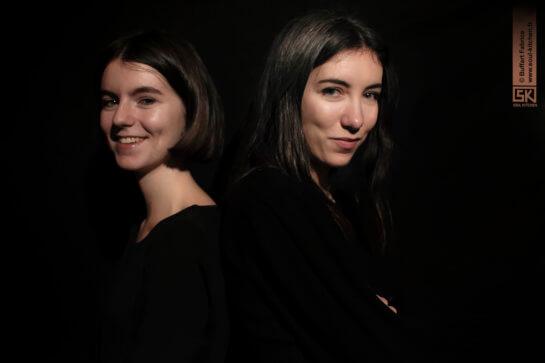 Mauvais Garçon & Alma Forrer © Fabrice Buffart