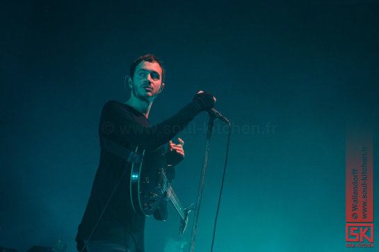 Photos : Editors + Whispering Sons @ Salle Pleyel, Paris | 30.01.2020