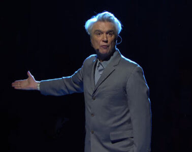 David Byrne - Once in a Lifetime (SNL)