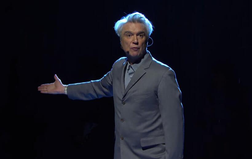 David Byrne - Once in a Lifetime (SNL)