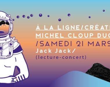 Vos places à gagner pour Michel Cloup & Pascal Bouaziz au Chants de Mars (Jack Jack)
