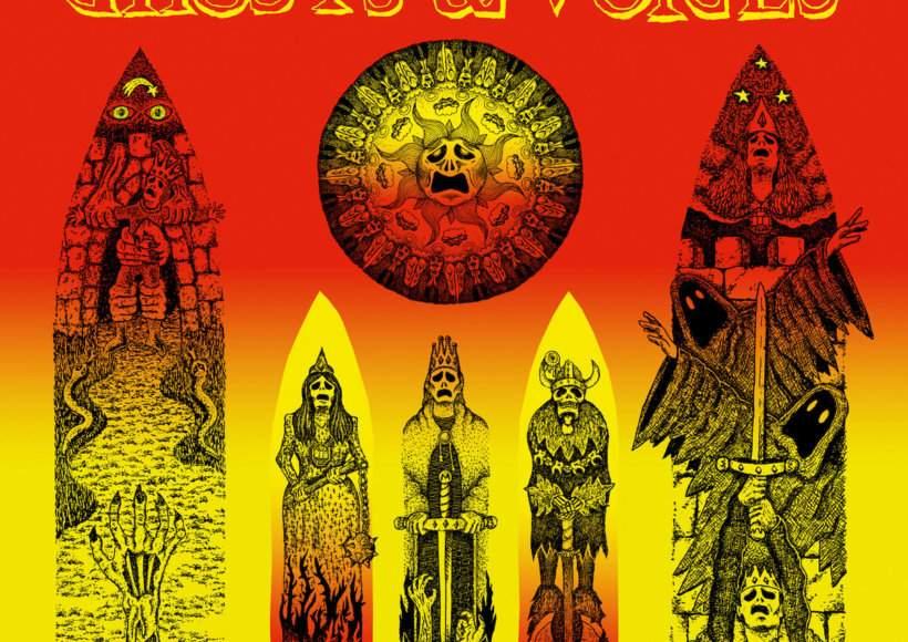 Black Bones - Ghosts & Voices