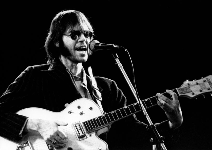 Promesse tenue pour Neil Young