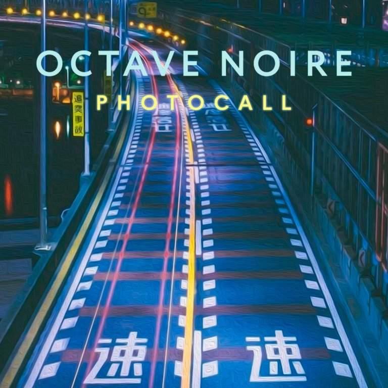 Ocatvio Noire - photocall