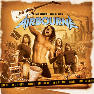 Airbourne - No Guts. No Glory (special Edition)