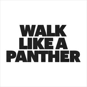 Algiers - Walk Like A Panther