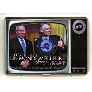 Arnaud Fleurent-Didier - Un Monde Meilleur… (14 Février 2003, Discours à L'onu) […