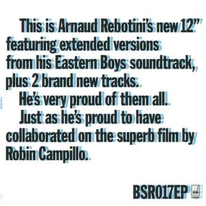 Arnaud Rebotini - Eastern Boys Extended