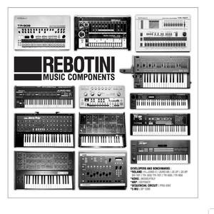 Arnaud Rebotini - Music Components