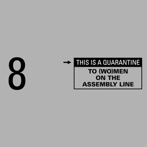 Arnaud Rebotini - To (wo)men On The Assembly Line [this Is A Quarantine]