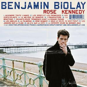 Benjamin Biolay - Rose Kennedy