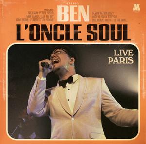 Ben L'Oncle Soul - Live Paris