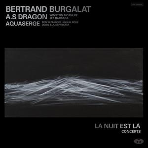 Bertrand Burgalat - La Nuit Est Là – Concerts