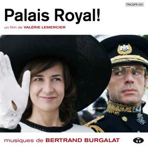 Bertrand Burgalat - Musiques Du Film Palais Royal!