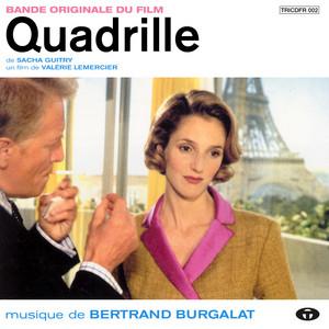 Bertrand Burgalat - Quadrille (bande Originale Du Film)