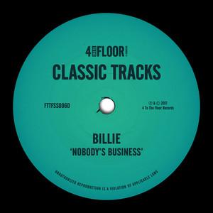 Billie - Nobody's Business