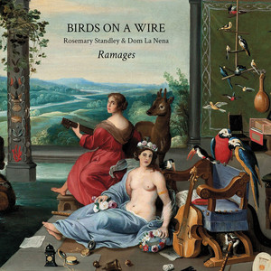 Birds On A Wire - La Marelle / Amarelinha