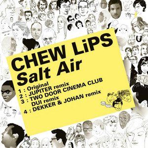 Chew Lips - Kitsuné: Salt Air – Ep