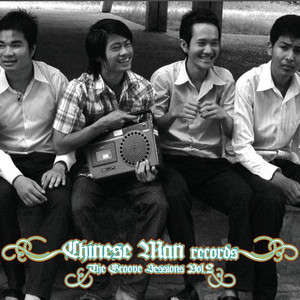 Chinese Man - The Groove Sessions, Vol. 2