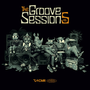 Chinese Man - The Groove Sessions, Vol. 5