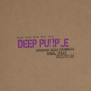 Deep Purple - Live In Rome 2013