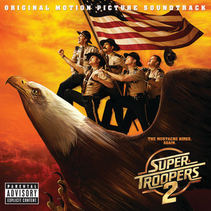 Eagles of Death Metal - Blinded By The Light (from « super Troopers 2 » Soundtrack)