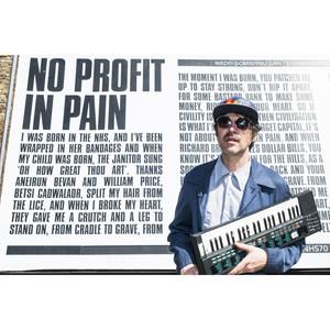 Gruff Rhys - No Profit In Pain